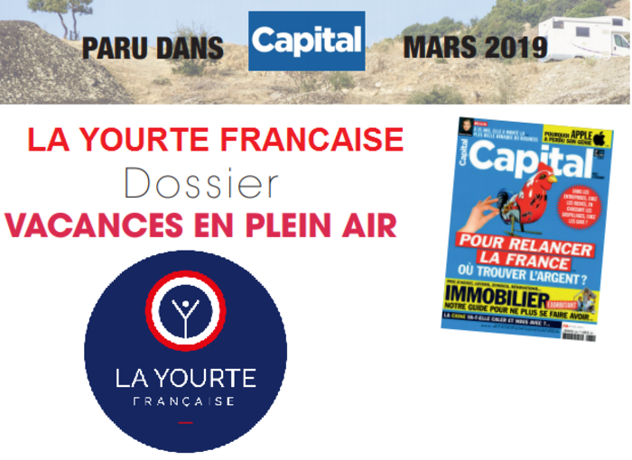 La Yourte dans capital